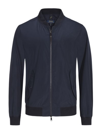 Leichter City-Blouson in MARINE