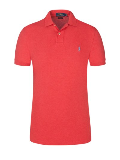 Classic polo shirt v RED