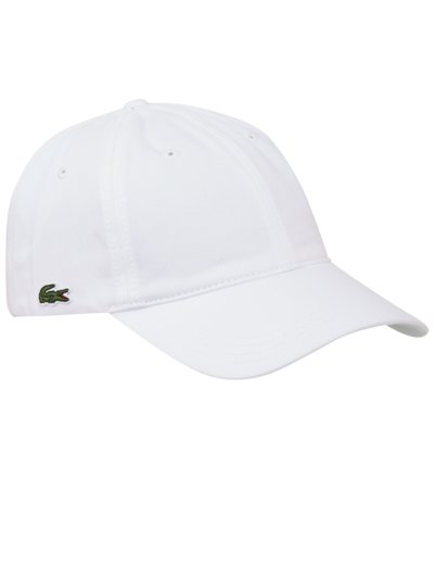 Sporty cap v WHITE