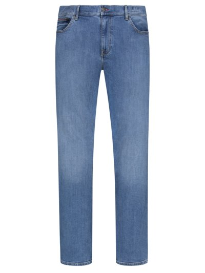 5-Pocket Jeans mit Stretchanteil in BLAU