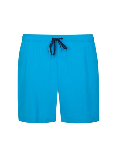 Stylish swimming trunks v LIGHT BLUE