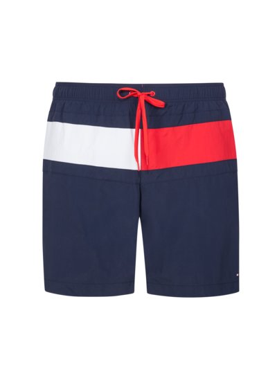 Modische Badehose in MARINE