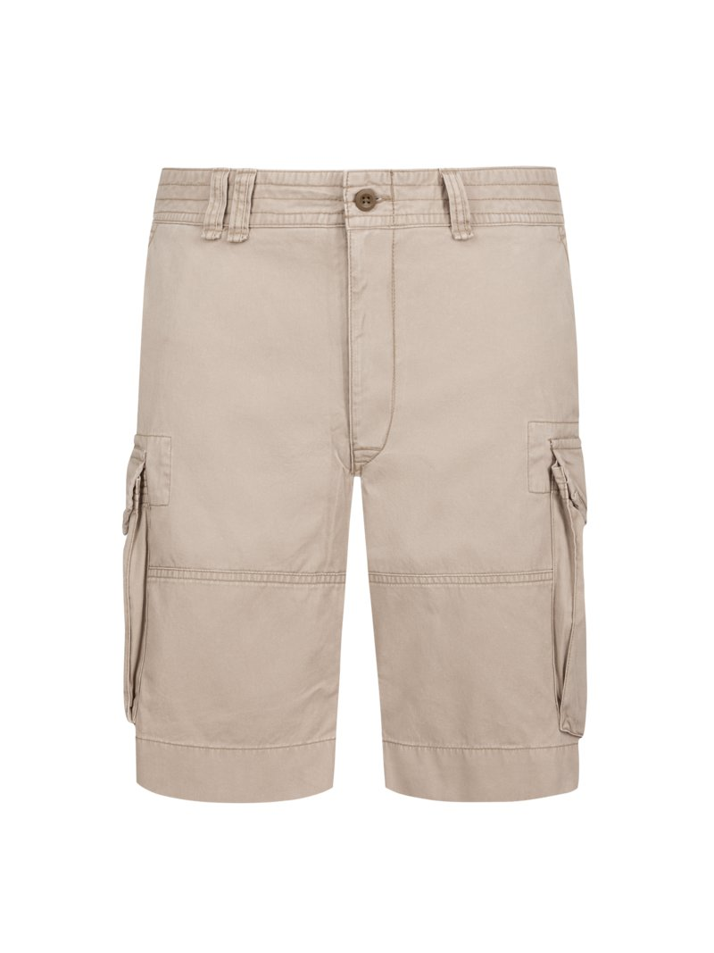 Polo Ralph Lauren Shorts with cargo pockets MARINE in plus size