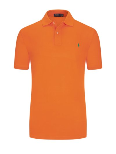 Classic polo shirt v ORANGE