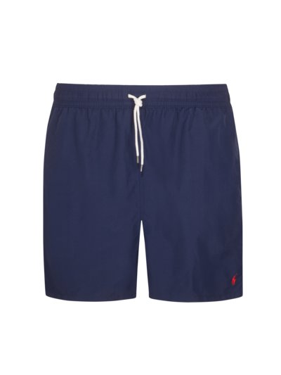 Badeshorts, unifarben in MARINE