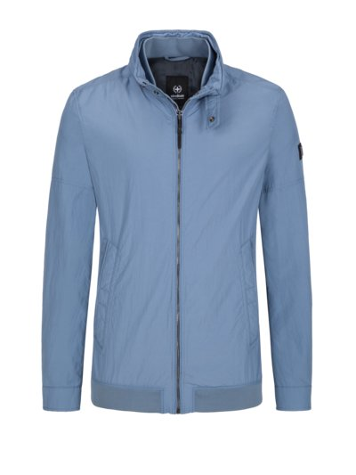 Freizeitjacke in Blouson-Form in BLAU