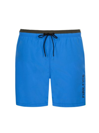 Badeshorts in 'Supplex'-Qualität in BLAU