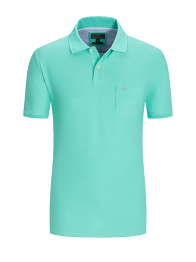 Poloshirt, extralang in MINT