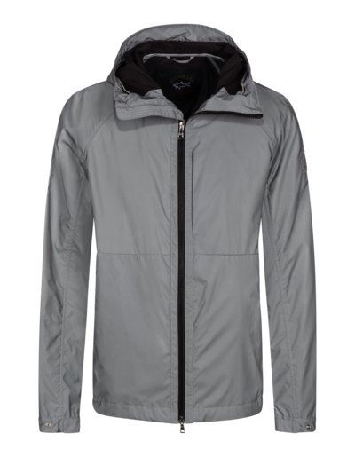 Blouson jacket with reflector, water-repellent v GREY
