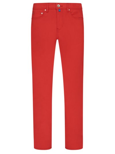 Five-pocket trousers with FutureFlex v RED