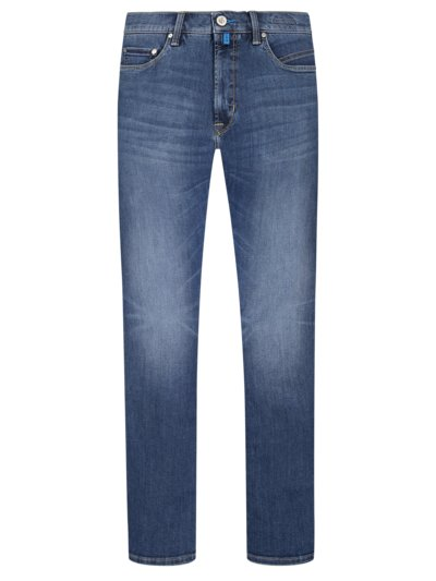 Five-pocket jeans with FutureFlex v BLUE
