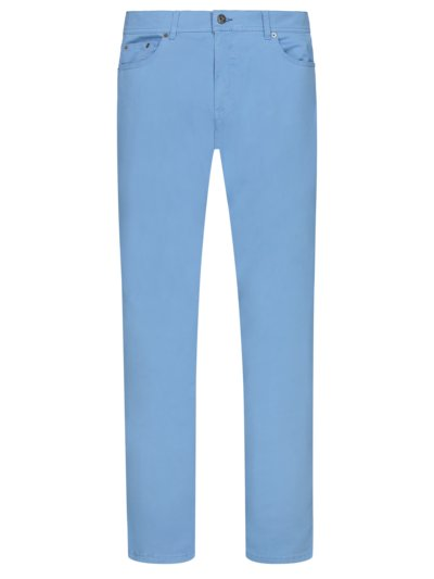 Five-pocket trousers with stretch, Cooper Fancy v LIGHT BLUE