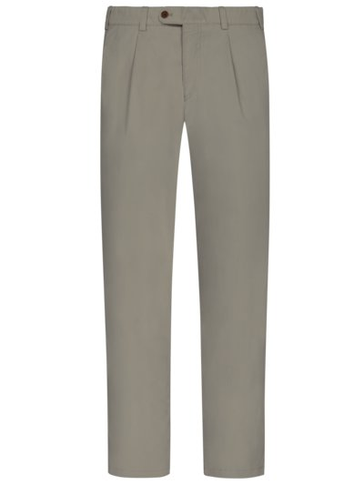 Chinos with front crease, Luis S v KHAKI