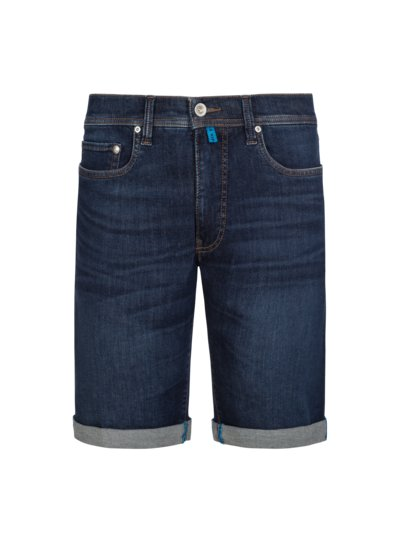 Denim bermuda shorts, FutureFlex v NAVY