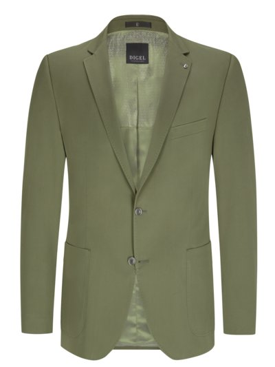 Suit separates suit with stretch content v OLIVE-