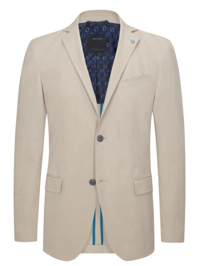 Blazer in Future-Flex fabric v BEIGE