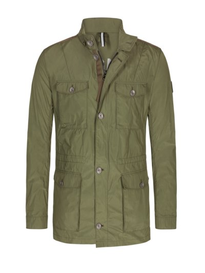 Field jacket, Herby, wind and water-repellent v OLIVE-