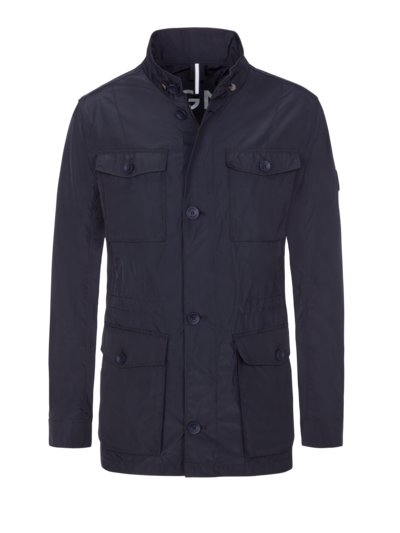 Field jacket, Herby, wind and water-repellent v BLUE