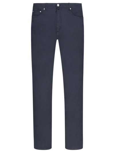 5-Pocket-Hose, Early Bird in BLAU