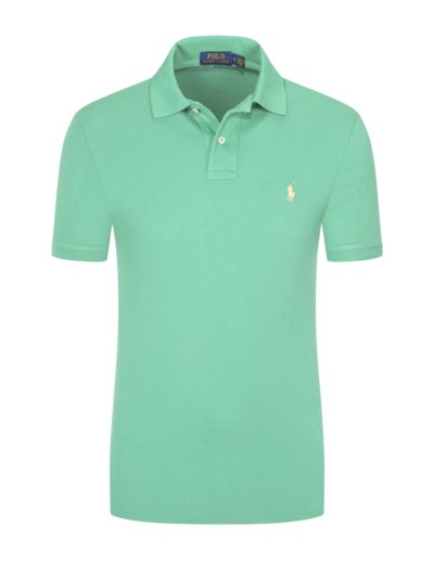 100% cotton polo shirt v MINT