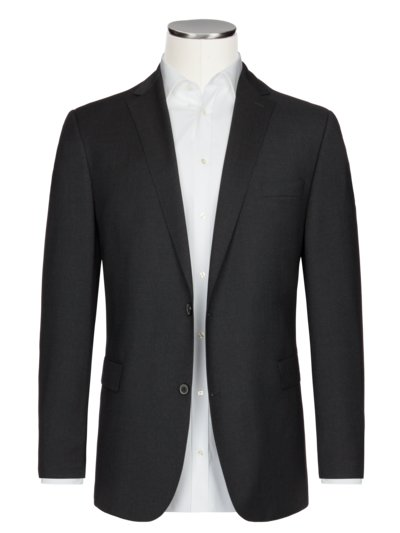 Blazer made of 100% virgin wool, B-Tobias v ANTHRACITE