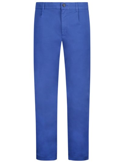 Cotton chinos with Flexnamic v ROYAL