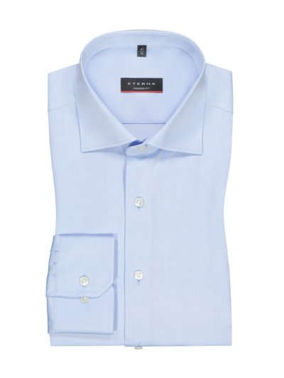 Formal shirt, Modern Fit, extra long v LIGHT BLUE