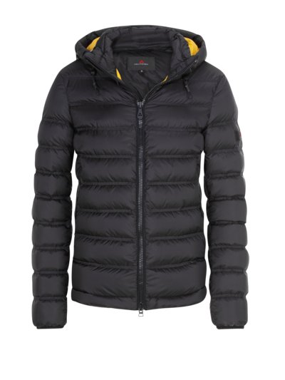 Down jacket with Bionic finish v BLACK