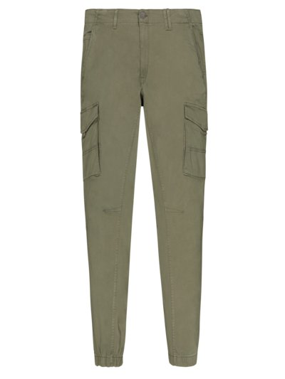 Cargo trousers with stretch, Paul v OLIVE-