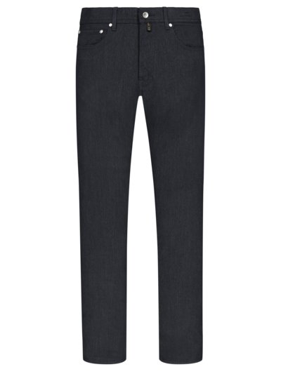Five-pocket trousers with fineliner stripes, Voyage v ANTHRACITE