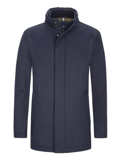 Casual jacket with DH-XTech v BLUE