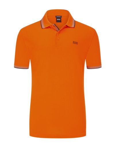 Poloshirt, Paddy in ORANGE