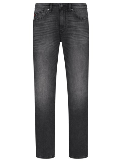 Five-pocket jeans with stretch, York v ANTHRACITE