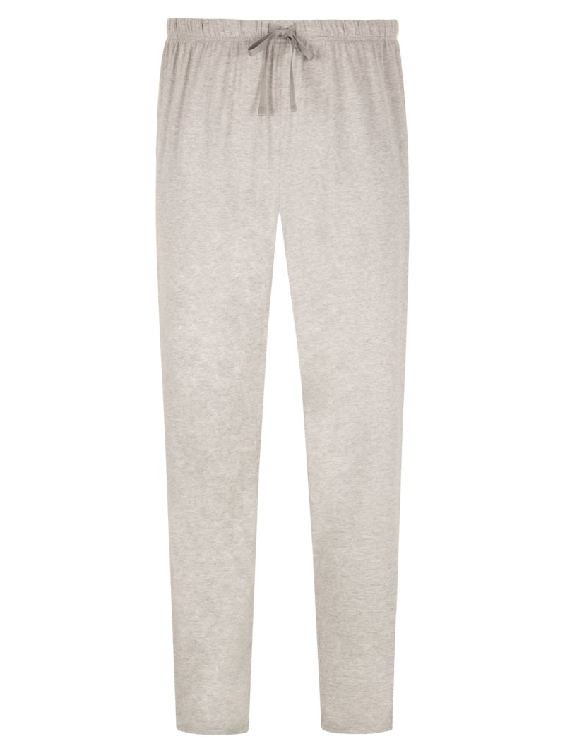 Polo Ralph Lauren Pyjama bottoms in 100% cotton GREY in plus size