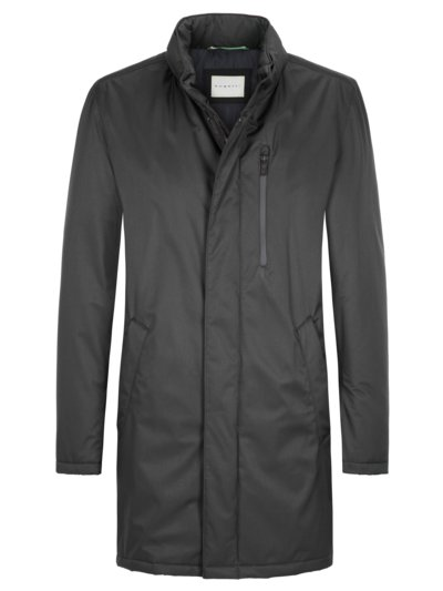 Coat with integrated hood, Rainseries v MARINE