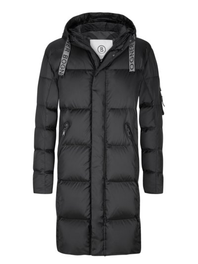 Down coat, Erico-D v BLACK