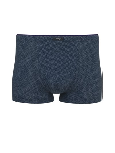 Boxer shorts with stretch v BLUE