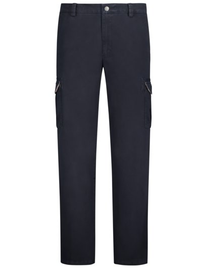 Cargo trousers with stretch, Nepal v MARINE