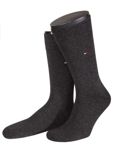 Socks, double pack v ANTHRACITE