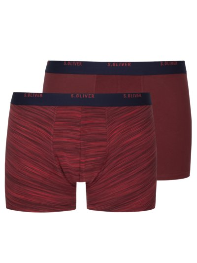 Pants im 2er Pack in ROT