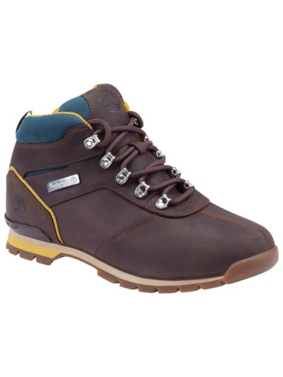 Trekking shoes with ReBOTL lining v BROWN