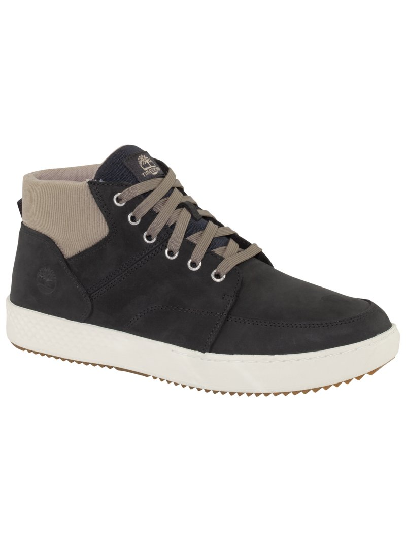 Timberland Casual chukka boots with Aerocore BLACK in plus size
