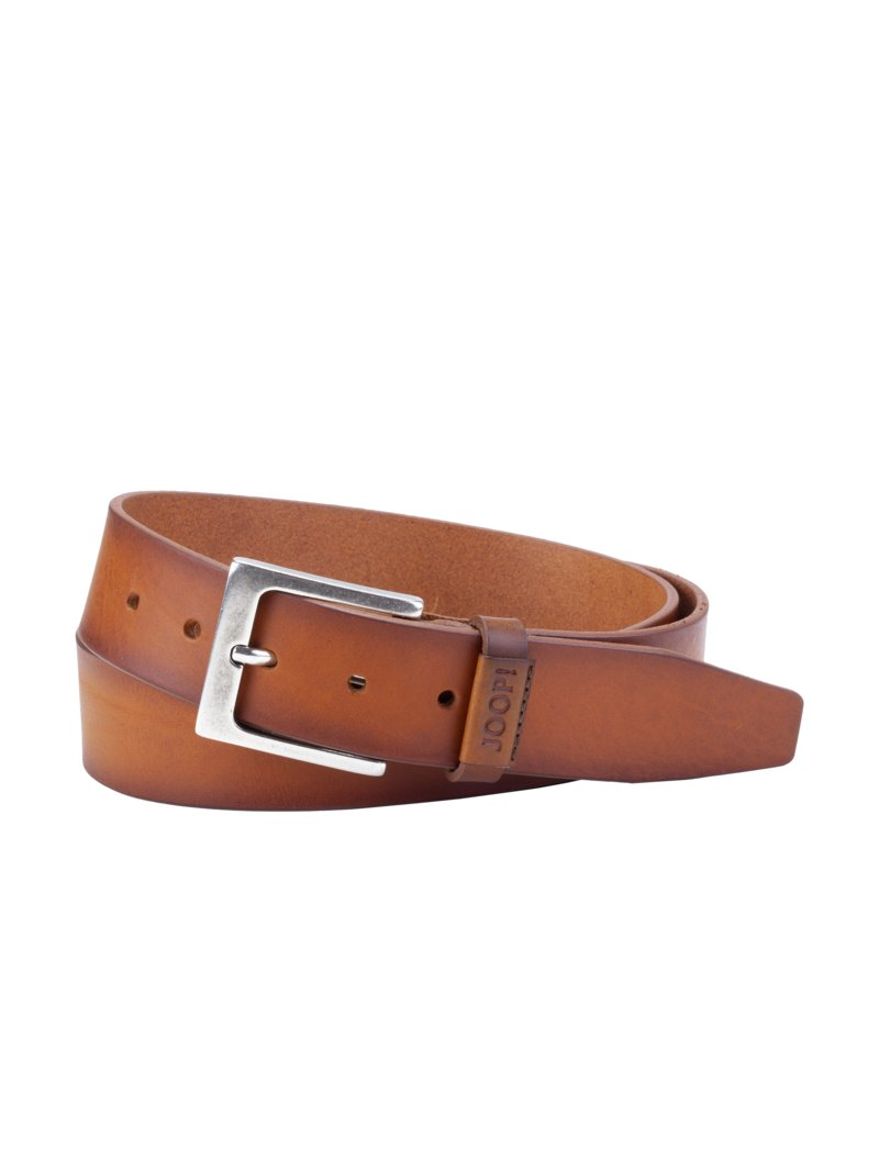 Joop! Jeans belt COGNAC in plus size