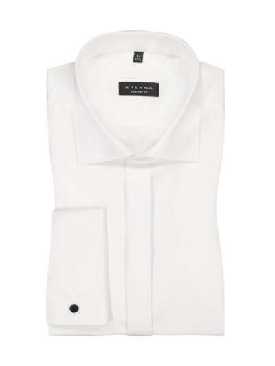 'Cover Shirt' tuxedo shirt, Comfort Fit v OFF WHITE