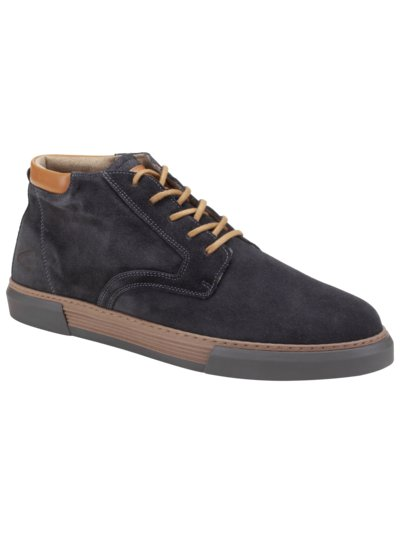 Desert Boot in Wildleder in ANTHRAZIT
