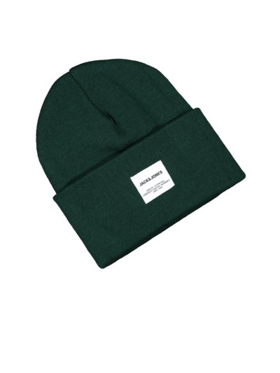 Stylish knitted hat v GREEN