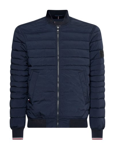 Trendy quilted jacket v MARINE