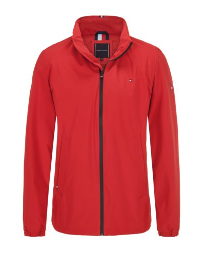 Functional casual jacket v RED