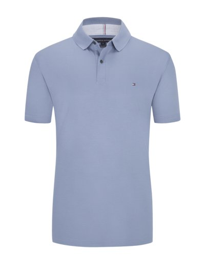 Polo shirt, Regular Fit v BLUE