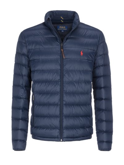 Lightweight quilted jacket v MARINE